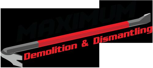 Demolition and Dismantling in San Antonio Logo
